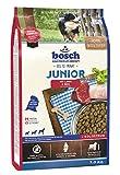 bosch HPC Junior mit Lamm & Reis   Hundetrockenfutter zur Aufzucht ernährungssensibler Welpen, 1 x 3 kg