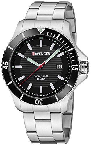 Wenger Seaforce relojes hombre 01.0641.118