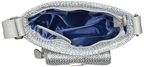 Betty Barclay Bb-1183-ce, sac bandoulière Gris