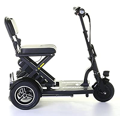 Pronto Folding Portable Lightweight Mobility Scooter