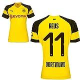 Puma BVB Borussia Dortmund Fußball Damen Home Trikot 2018 2019 Frauen Heimtrikot Marco Reus 11 Gr S