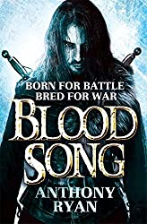 Blood Song: Book 1 of Raven's Shadow by Anthony Ryan (2014-02-20)