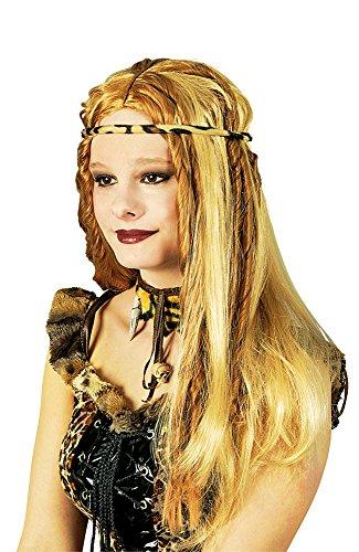 Perücke Jane (Dschungel Kostüme Jane)