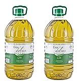 2 Flaschen pet 5 liter - Olivenöl Casa del Agua - Oro Bailen von Oliva Oliva Internet SL