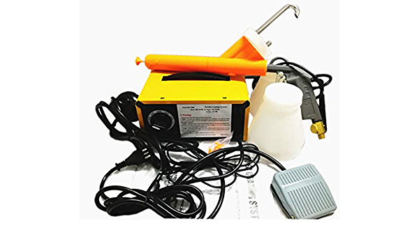 2020 New Komplett 10 30 Psi Powder Beschichtung System Paint Gun Pc04 5 Für Home Of Shop Baumarkt