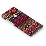 Cover Affair Aztec Printed Designer Slim Light Weight Back Cover Case Compatible with Xiaomi Redmi Note 5 Pro (Pink & White & Blue & Black & Other) (G2-D81)