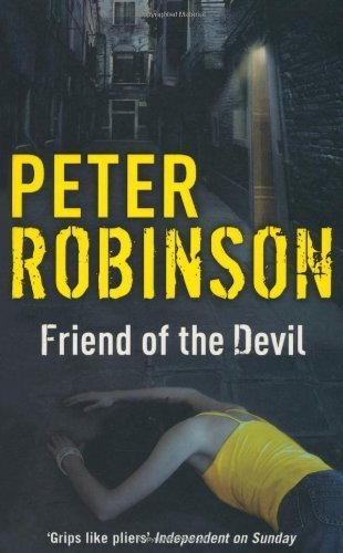 Friend of the Devil: The 17th DCI Banks Mystery by Robinson, Peter (2008) Paperback