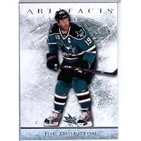 2012 /13 Upper Deck Artifacts NHL Hockey Card #40 Joe Thornton