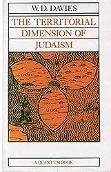The Territorial Dimension of Judaism (Quantum Books)