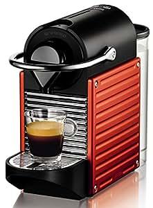 Krups Nespresso XN 3006 Nespresso Pixie Electric Red