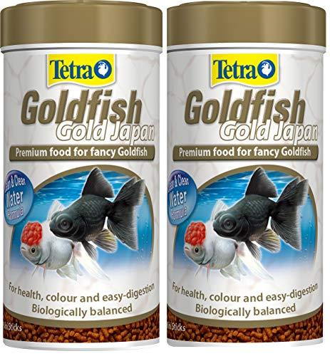 Tetra Fin/Goldfisch Gold Japan 250 Ml, 2er Pack -