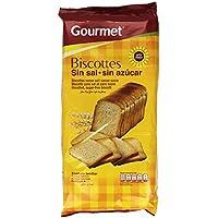 Gourmet Biscottes sin Sal Formato Familiar - 720 g