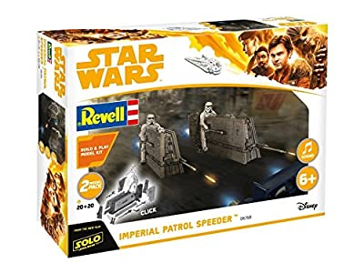 REVELL 06768 Modellbausatz Star Wars Han Solo von Revell