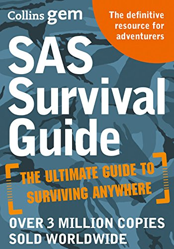 SAS Survival Guide: How to Survive in the Wild, on Land or Sea (Collins Gem) Test