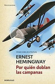 Por quién doblan las campanas par  Ernest Hemingway