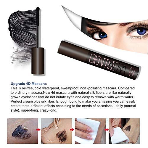 Zoom IMG-1 4d silk fiber eyelash mascara