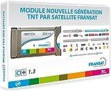 Samsung-FRANSAT Cam CI + mit Karte FRANSAT für TV Samsung