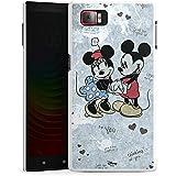 Lenovo Vibe Z2 Pro Hülle Schutz Hard Case Cover Disney Minni und Mickey Mouse Merchandise Geschenke