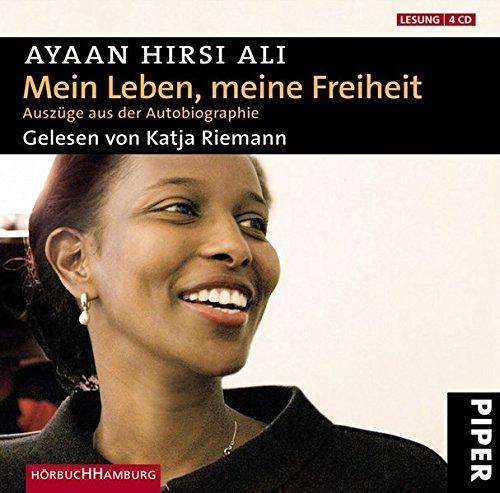 Mein Leben, meine Freiheit: Auszüge aus der Autobiographie: 4 CDs
