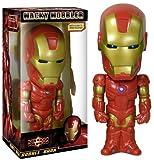 Marvel Comics - Iron Man Mark III - 30cm Wackelkopf-Figur als Spardose mit Sound- und Licht-Funktionen