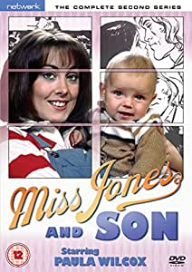 Miss Jones and Son - The Complete Series 2 [DVD]