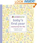 Baby's First Year Memories for Life:...
