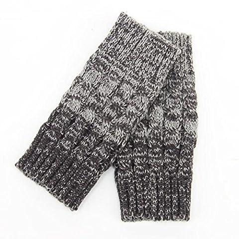 Traner® Ladies & Girls Knitted Leg Warmers - Brief Paragraph