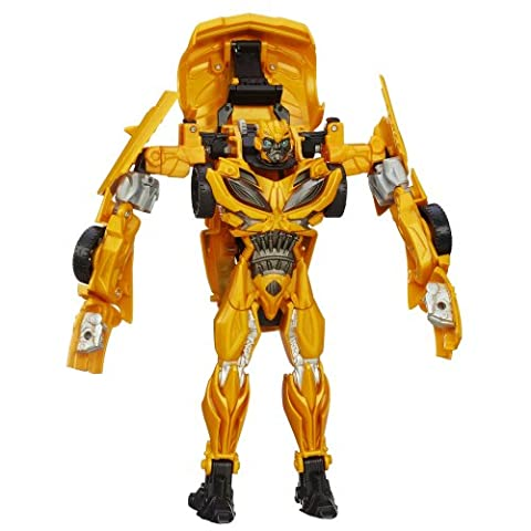 Transformers Age of Extinction Flip and Change - Bumblebee
