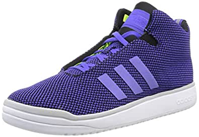 sports shoes 22d1d be341 adidas Veritas Mid, Scarpe Sportive, Uomo, Multicolore (Ngtfla Ngtfla Ftwwht