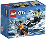 LEGO 60126 City Police Tire Escape Set