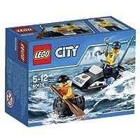 LEGO CITY FUGA CON GLI PNEUMATICI 60126