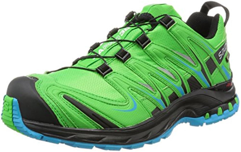 Salomon L39071100, Zapatillas de Trail Running para Hombre