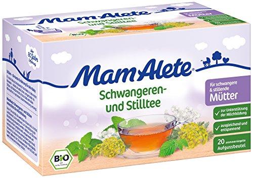 Alete Schwangeren und Stilltee, 5er Pack (5 x 40 g)