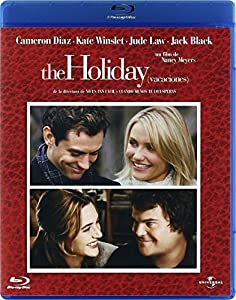vacaciones: Vacaciones (The holiday) [2006] [Blu-ray]