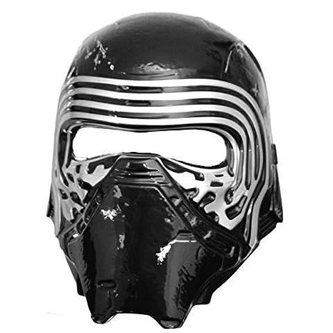 Star Wars Ben Solo Kylo REN Spielzeug Maske für Kinder–Die Force weckt (Hot Ninja Kostüm)