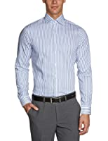 Schwarze Rose Herren Businesshemd Slim Fit 227275
