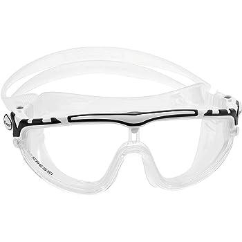 882382456d Cressi Unisex Skylight Swim Goggles - 180 Degrees View Anti Fog Goggles