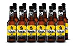 Hofmeister Helles Lager 12 x 330ml bottles of our all new Bavarian craft beer awarded Best Lager 2017/8 by IWSC.