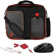 Vangoddy – Bolsa de Píndaro portátil w/accesorios para Acer Aspire serie/Uno 10