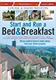 Start and Run a Bed & Breakfast: 2nd edition (How to Books: Small Business Start-Ups)