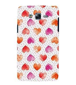 Fuson Premium Printed Hard Plastic Back Case Cover for Samsung Galaxy J5