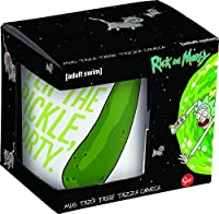 TAZA CERAMICA 325 ML CON CAJA | RICK & MORTY PICKLES