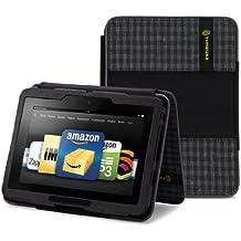 """Timbuk2 - Gripster - Housse pour Kindle Fire HD 7"""" - Plaid/noir (compatible uniquement avec Kindle Fire HD 7"""" [ancienne génération])"""