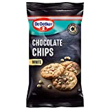 Dr. Oetker White Chocolate Chips, 100g