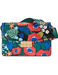 Tory Burch Juliette Printed Leather Shoulder Bag In Darling Floral