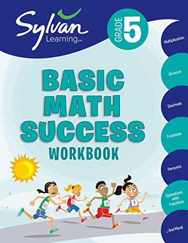 Success Workbook: Activities, Exercises, and Tips to Help Catch Up, Keep Up, and Get Ahead (Sylvan Math Workbooks) ()