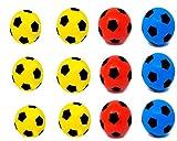 E-Deals 20cm (Size 5) Soft Foam Football - Yellow