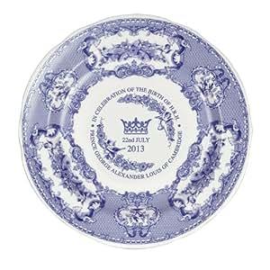 Spode - Royal Birth - Dresser Plate