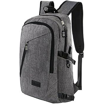 Laptop Backpack,Beyle Slim Anti-theft Water Resistant Travel ...