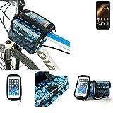 Fahrrad Rahmentasche für Allview P9 Energy mini,